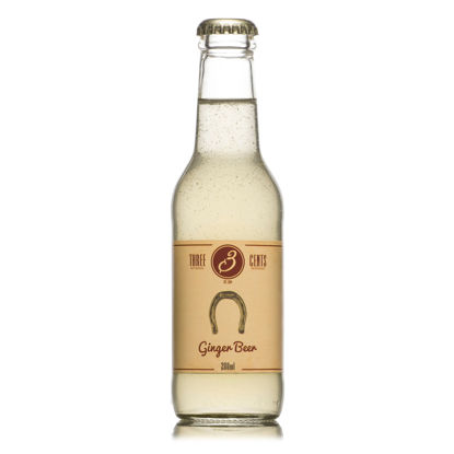 Picture of GINGER BEER 24X20CL