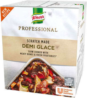 Picture of DEMI GLACE 5L KNORR PROFESSION