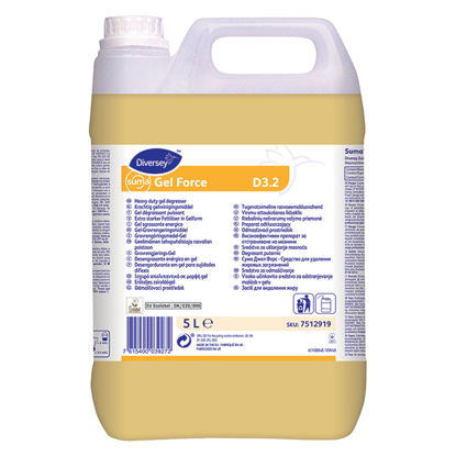 Picture of GROVRENT SUMA GEL FORCE 2X5L