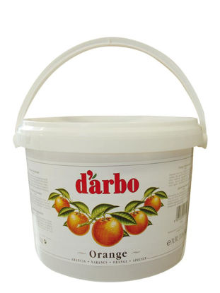 Picture of APELSINMARMELAD 5KG      DARBO