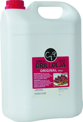 Picture of GRILLOLJA ORGINAL 5L      CAJP