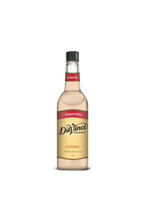 Picture of AMARETTO SIRAP 6X1L DA VINCI