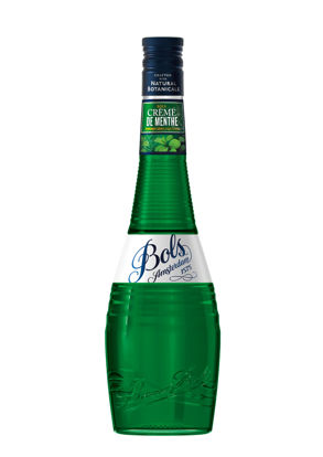 Picture of BOLS CREME DE MENTHE  6X50CL