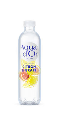 Picture of AQUADOR CITRON/GRAPE 12X50CL