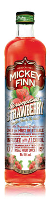 Picture of MICKEY FINN STRAWBERRY 50CL15%