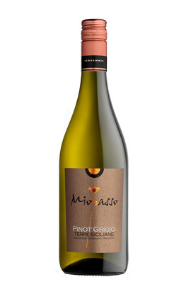 Picture of MIOPASSO PINOT GRIGIO  6X75 CL