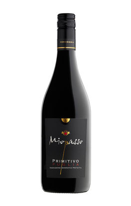 Picture of MIOPASSO PRIMITIVO 6X75CL