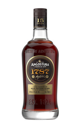 Picture of ANGOSTURA 1787 15ÅR 40% 6x70