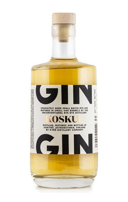 Picture of KYRÖ DARK GIN 42,6% 6X50CL