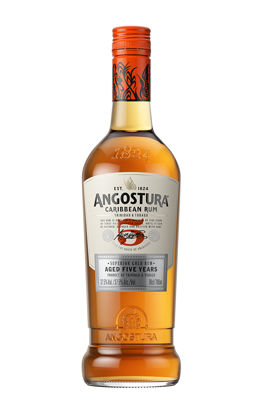 Picture of ANGOSTURA 5 ÅR ANEJO  40%