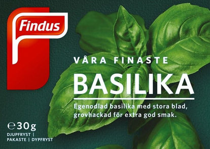 Picture of BASILIKA FRYST      20X30G FIN
