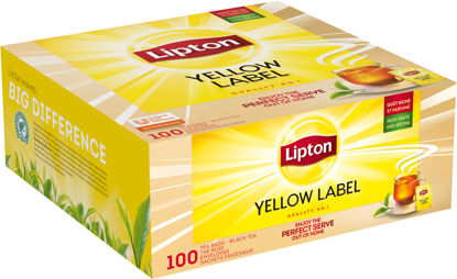 Picture of TE YELLOW LABEL KUV 12X100ST