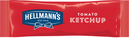 Picture of KETCHUP PORTION HELLM 198X10ML