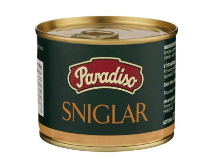 Picture of SNIGLAR U SNÄCKA 6X24ST(210G)