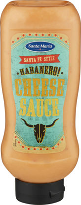 Picture of HABANERO CHEESE SAUCE 6X970G