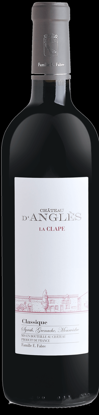 Picture of CHATEAU D ANGLES ROUGE 6X75CL