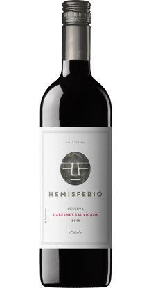 Picture of HEMISFERIO CAB SAUV 12X75CL