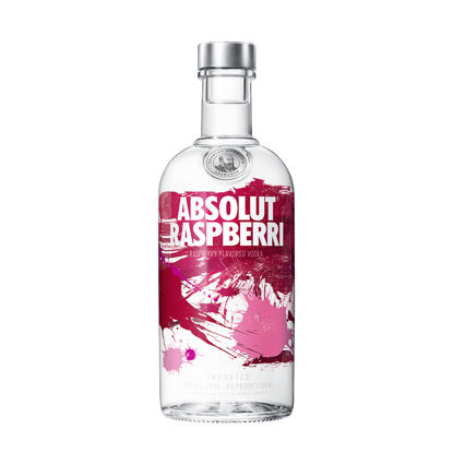 Picture of ABSOLUT RASPBERRI 40% 12X70CL