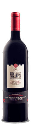 Picture of CHATEAU KSARA CAB SA 12x75CL