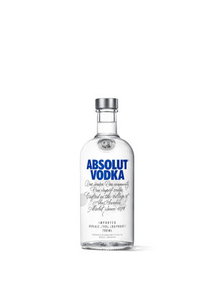 Picture of ABSOLUT VODKA 40% 12X70CL