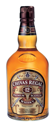 Picture of CHIVAS REGAL 12 ÅR 12X70CL 40%