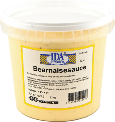 Picture of BEARNAISESÅS 2KG           IDA