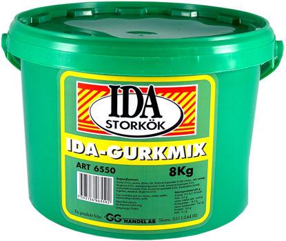 Picture of GURKMIX 8KG                IDA