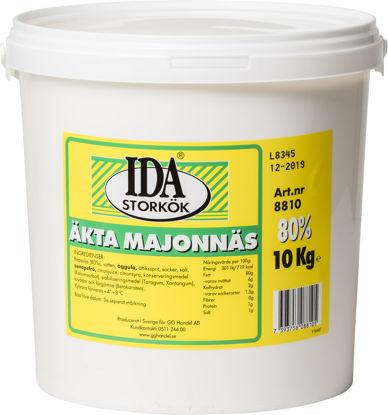 Picture of MAJONNÄS 80% ÄKTA 10KG     IDA