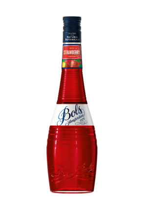 Picture of BOLS STRAWBERRY     6X50CL 17%