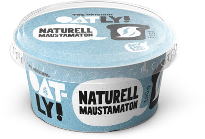 Picture of OATLY PÅ MACKAN NATUR 6X150G