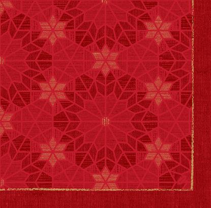 Picture of SERVETT ALLSTAR RED 40CM 6X60