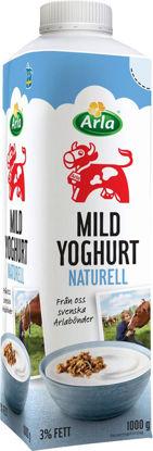 Picture of YOGHURT NATURELL MILD 3% 10X1L