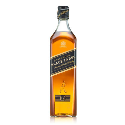 Picture of JOHNNIE WALKER BLACK 70CL 40%