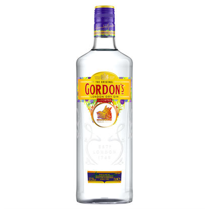 Picture of GORDONS DRY GIN 37,5%  12X70CL