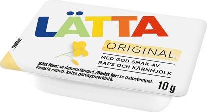 Picture of MARGARIN LÄTTA PORTION 200X10G