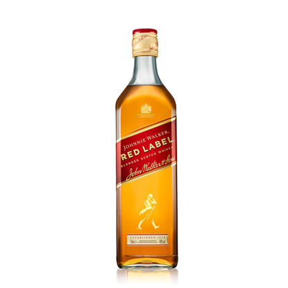 Picture of JOHNNIE WALKER RED LABEL   40%