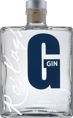 Picture of ROSLAGS GIN EKO 6X70CL