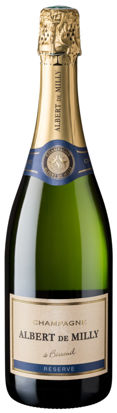 Picture of ALBERT D MILLY BRUT RES 6X75CL