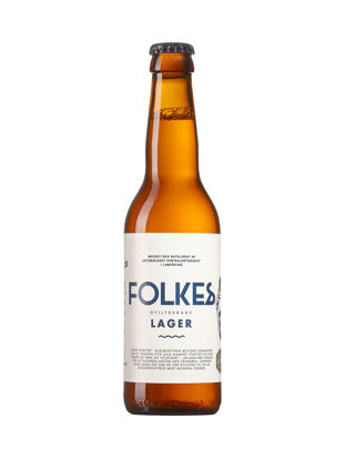Picture of FOLKES OFILT. LAGER 24X33CL
