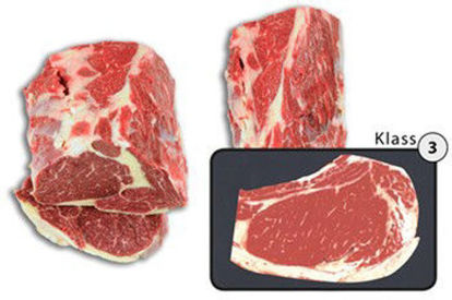 Picture of ENTRECOTE MARMORERING 3 5X3KG