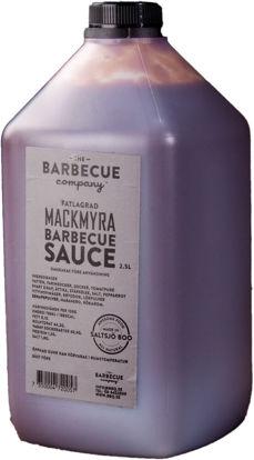 Picture of BBQ SAUCE MACKMYRA 4X2,5LIT