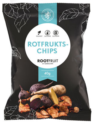 Picture of CHIPS ROTFRUKT 18X40G