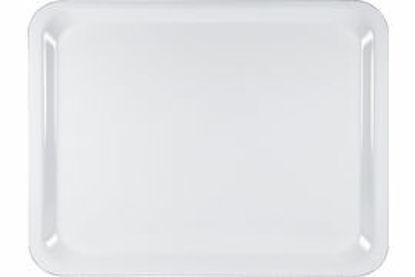 Picture of BRICKA VIT PLAST 36X28CM