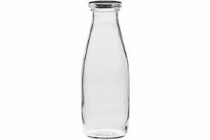 Picture of SERVERINGSFLASKA GLAS 0,5L (12
